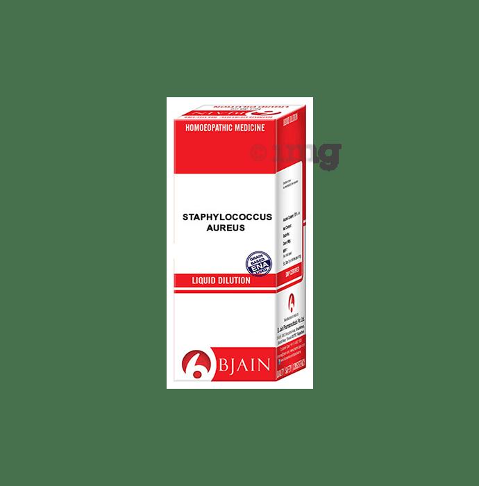 Bjain Staphylococcus Aureus Dilution 30 CH