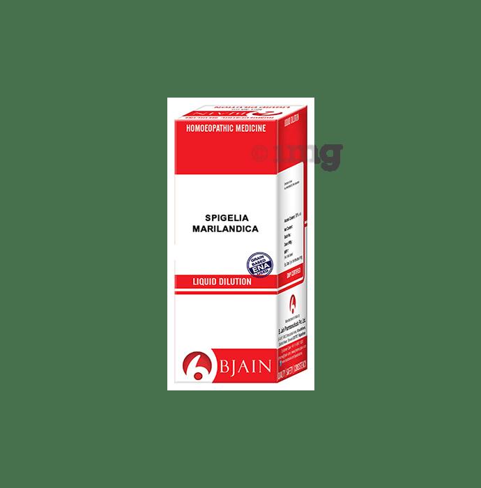 Bjain Spigelia Marilandica Dilution 3X