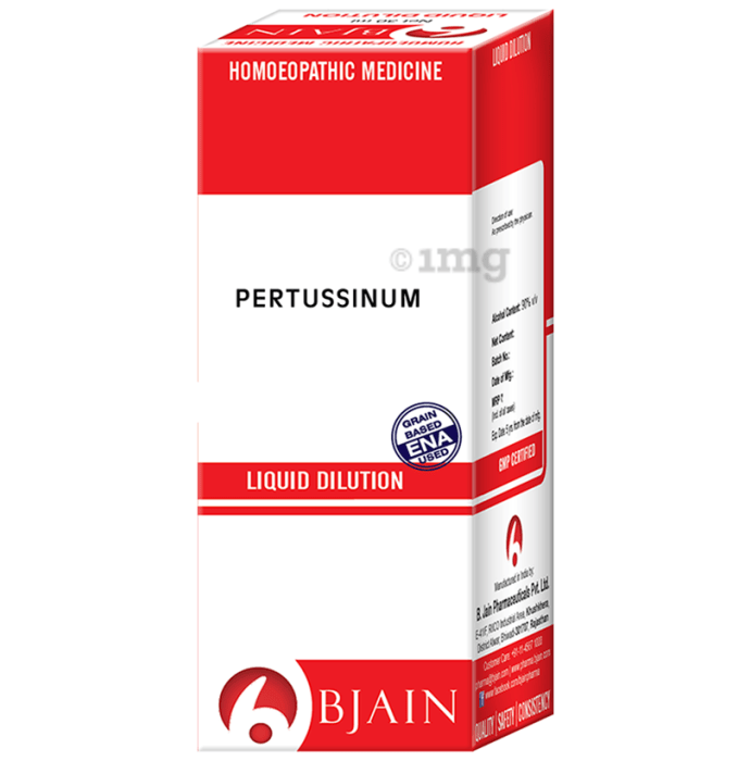 Bjain Pertussinum Dilution 30 CH