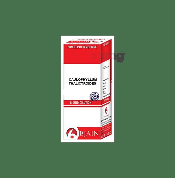 Bjain Caulophyllum Thalictroides Dilution 6X