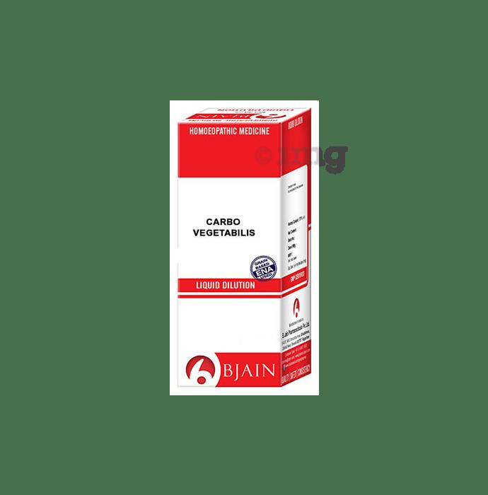 Bjain Carbo Vegetabilis Dilution 30 CH