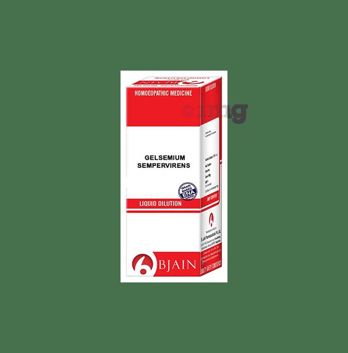 Bjain Gelsemium Sempervirens Dilution 6X