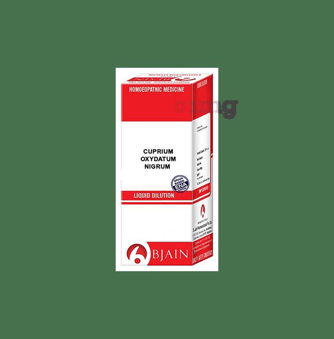 Bjain Cuprium Oxydatum Nigrum Dilution 12 CH