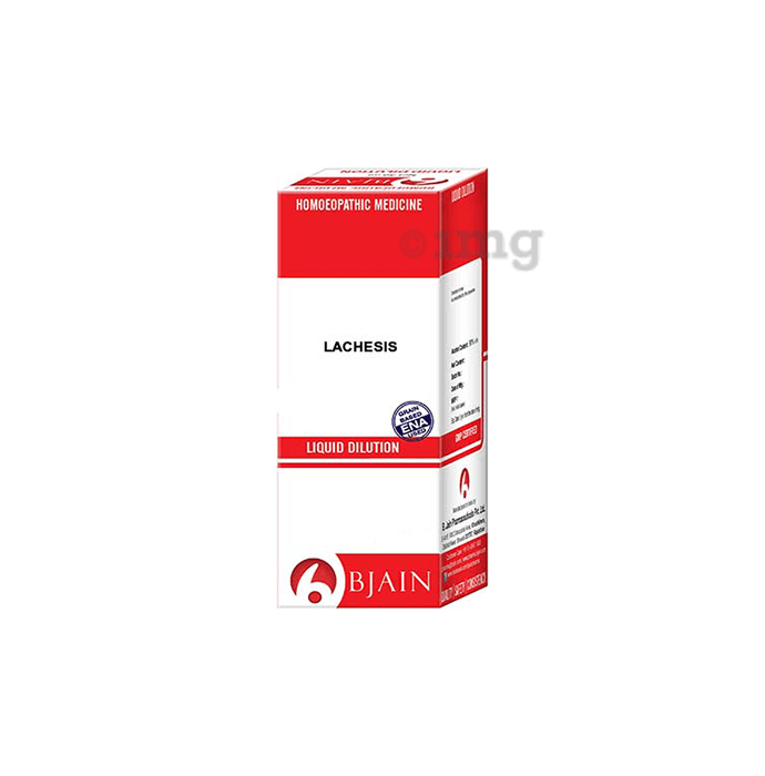 Bjain Lachesis Dilution 200 CH