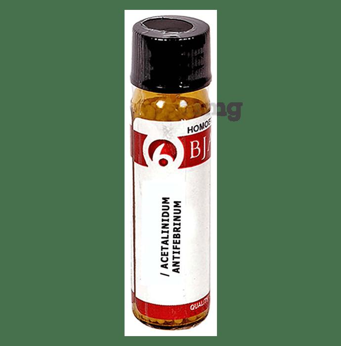Bjain Acetalinidum/ Antifebrinum Globules 30 CH