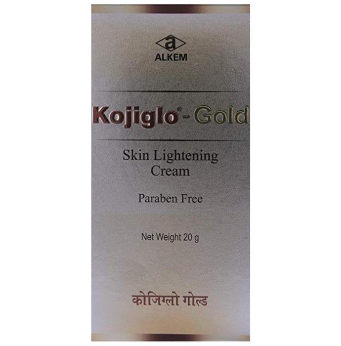 Kojiglo -Gold Cream