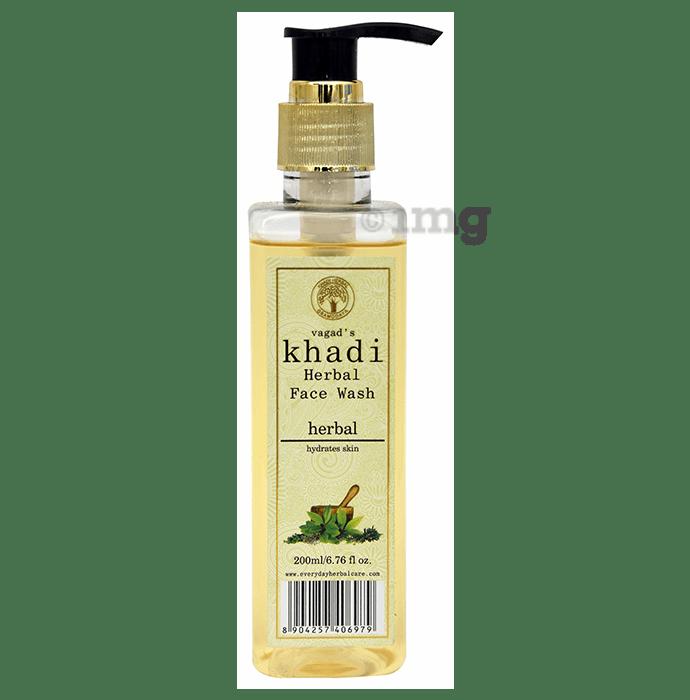 Vagad's Khadi Herbal Face Wash