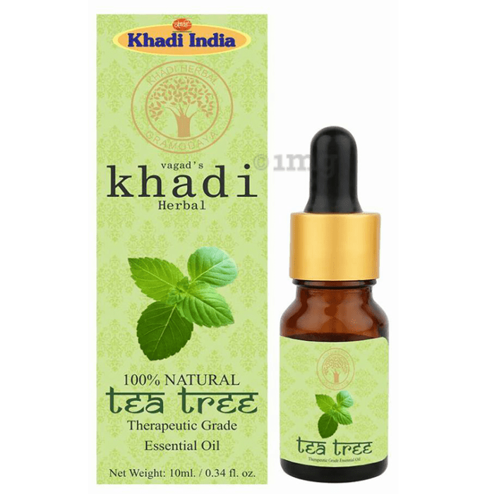 Vagad's Khadi Herbal Tea Tree Essential Oil