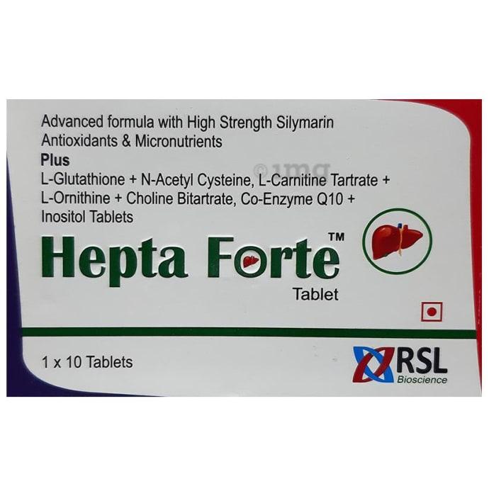 Hepta Forte Tablet