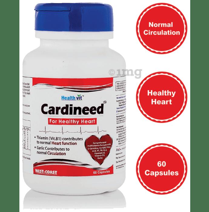 HealthVit Cardineed Capsule