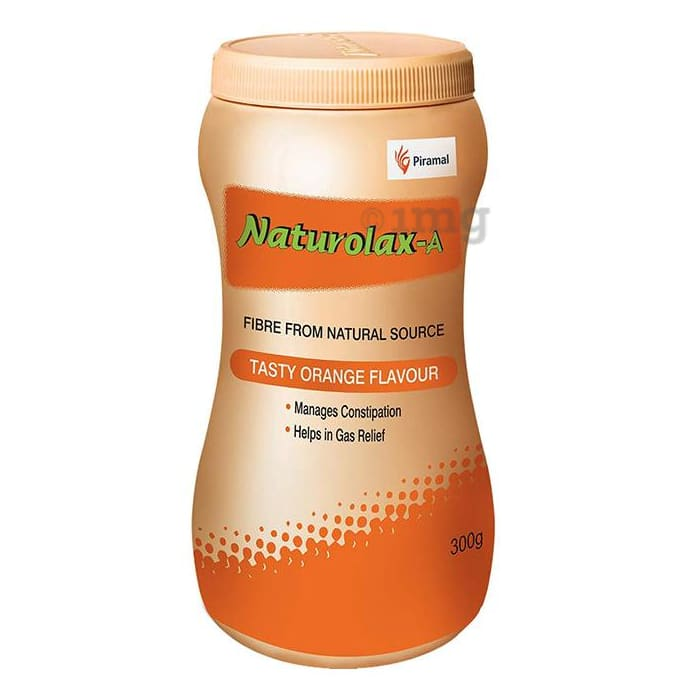 Naturolax -A Powder Tasty Orange