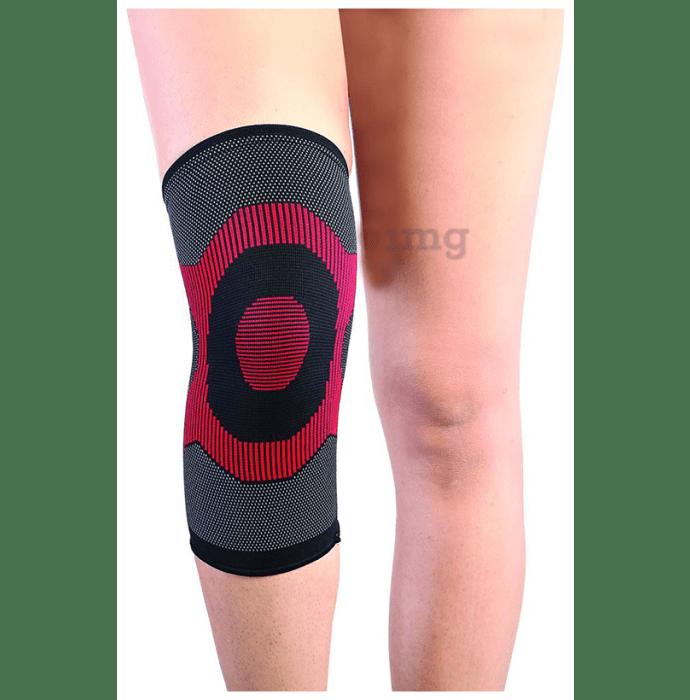 Vissco 2705 Pro 3D Knee Cap with Donut Padding XXL