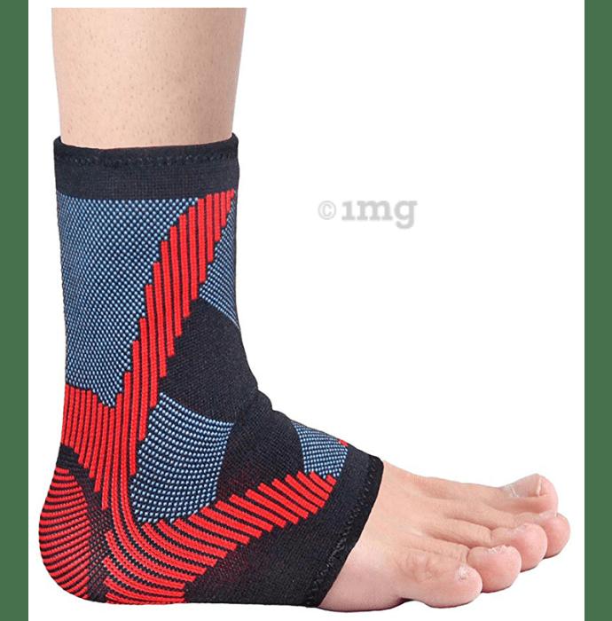 Vissco 2710 Pro 3D Ankle Support with Gel Padding Medium