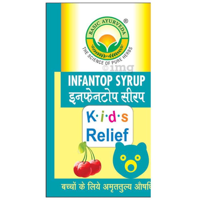 Basic Ayurveda Infantop  Syrup