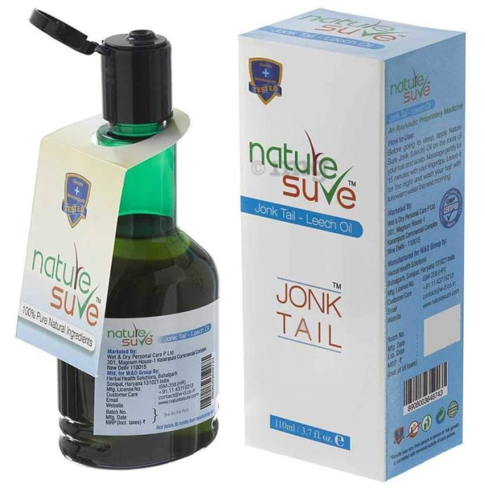 Nature Sure Jonk Oil- Leech Oil