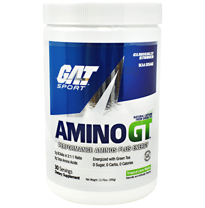 GAT Sport AminoGT Tropical Lime Mojito
