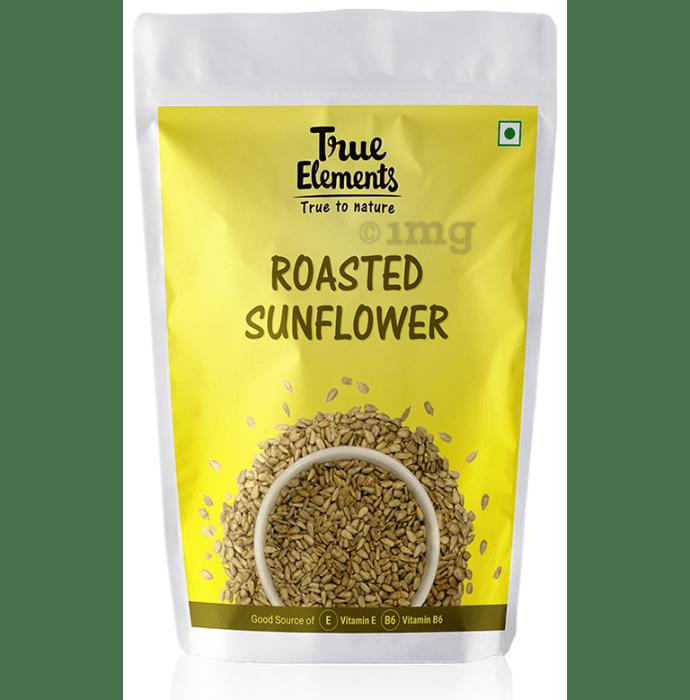 True Elements Roasted Sunflower Seeds