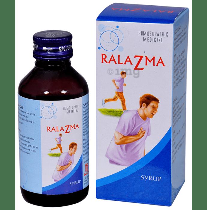 Ralson Remedies Ralazma Syrup