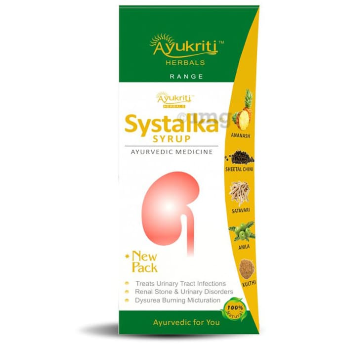 Ayukriti Herbals Systalka Syrup