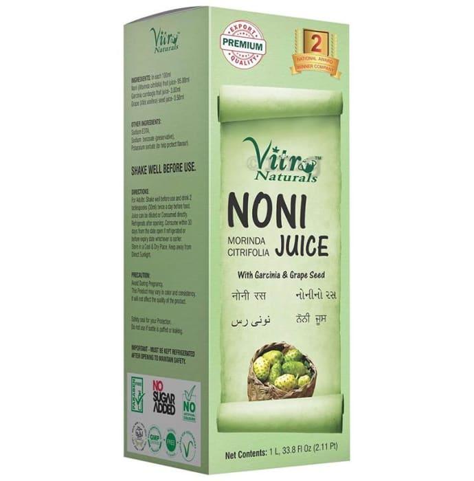 Vitro Naturals Noni Juice