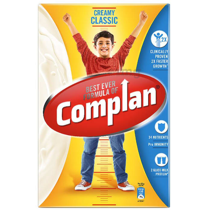Complan Nutrition and Health Drink Refill Creamy Classic