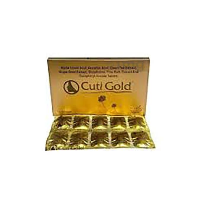 Cuti Gold Tablet