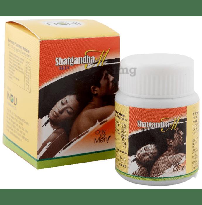 Indu Pharma Shatagandha-M Tablet