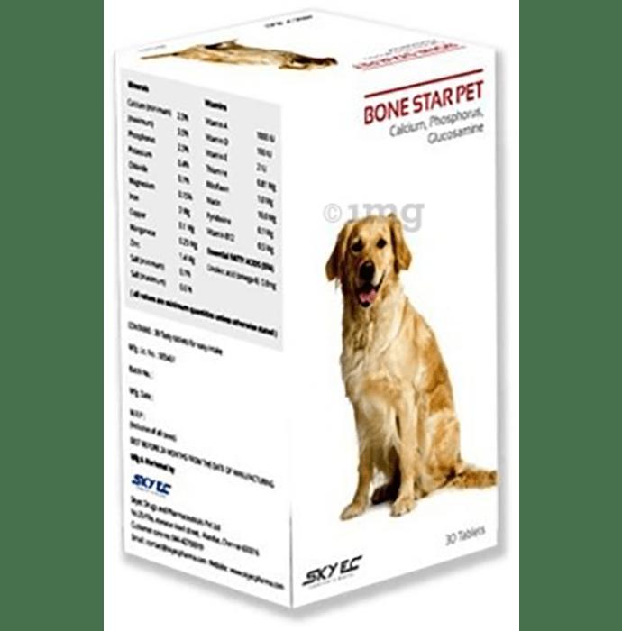 SkyEc Bone Star Pet Tablet