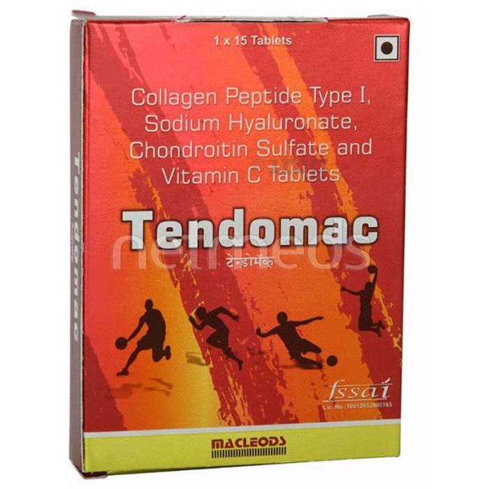 Tendomac Forte Tablet