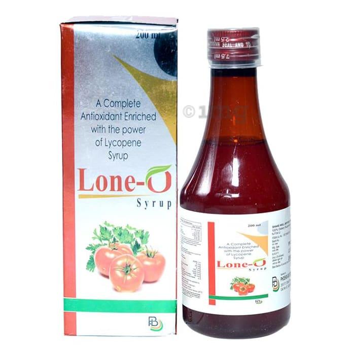 Lone O Syrup