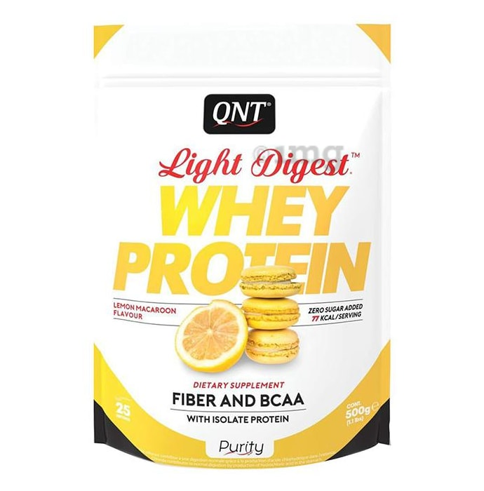 QNT Light Digest Whey Protein Lemon Macaroon