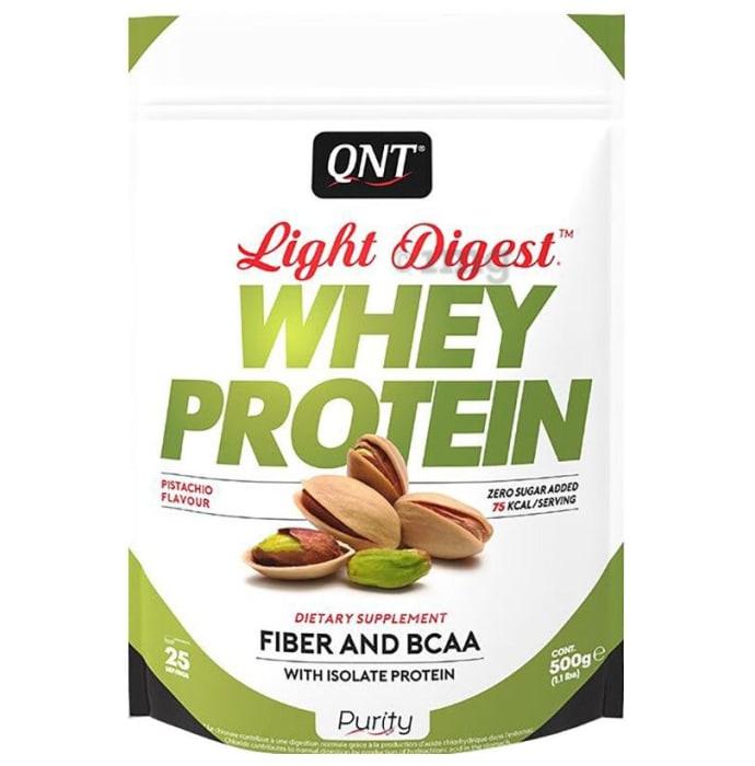 QNT Light Digest Whey Protein Pistachio