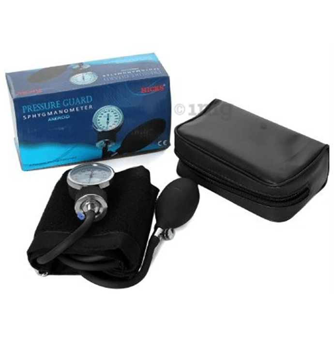 Hicks Pressure Guard Blood Pressure Monitor
