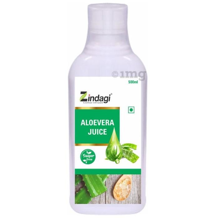 Zindagi Aloevera Pure Juice