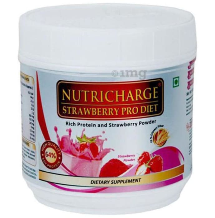 Nutricharge Pro Diet Strawberry