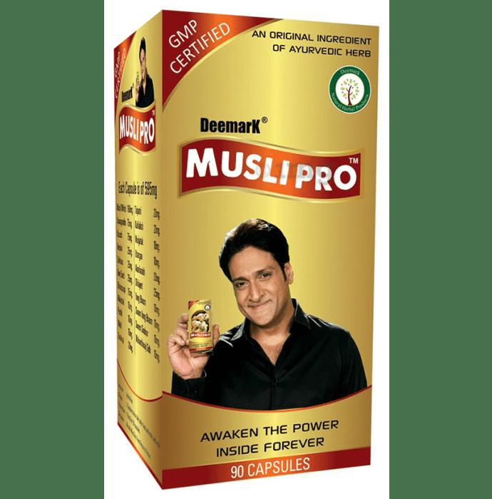 Deemark Musli Pro Capsule