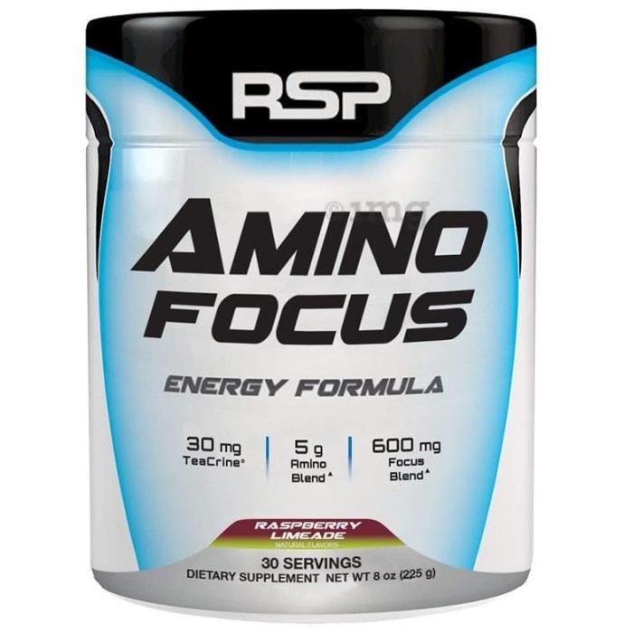 RSP Nutrition Amino Focus Raspberry Limeade