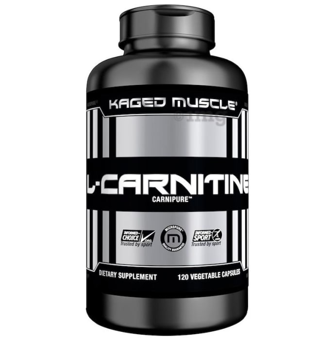 Kaged Muscle L-Carnitine Vegetable Capsule