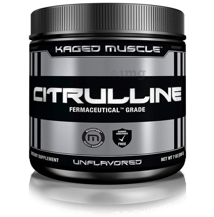 Kaged Muscle Citrulline Powder Unflavoured