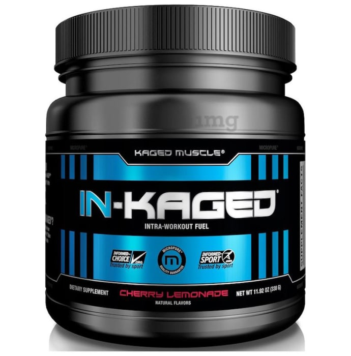 Kaged Muscle In-Kaged Intra-Workout Fuel Cherry Lemonade
