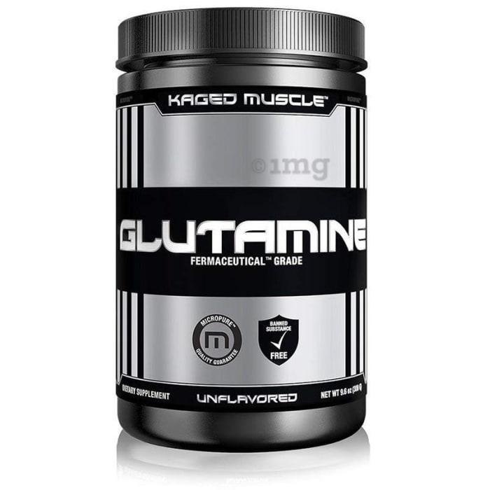 Kaged Muscle Glutamine Unflavoured