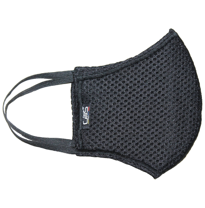 Toby Moja Advanced Air Pollution and Dust Mask Black