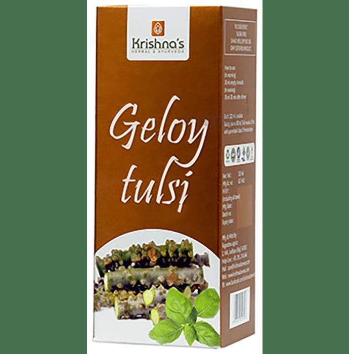 Krishna's Geloy Tulsi Juice