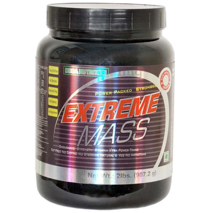 Deca Nutrition Extreme Mass Chocolate