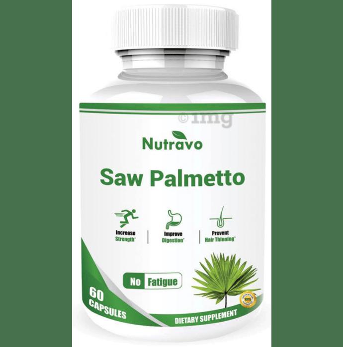 Nutravo Saw Palmetto Extract Capsule