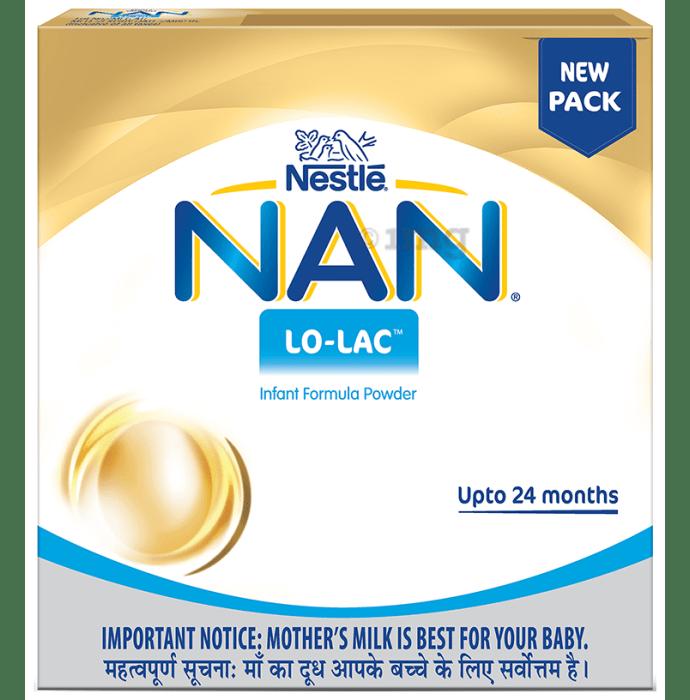 Nestle Nan Lo-Lac Infant Formula Powder