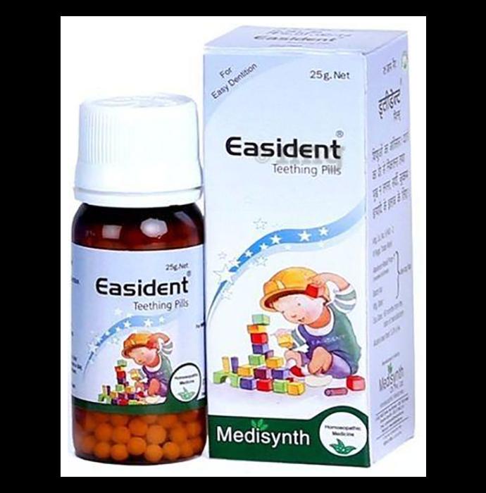 Medisynth Easident Teething Pills