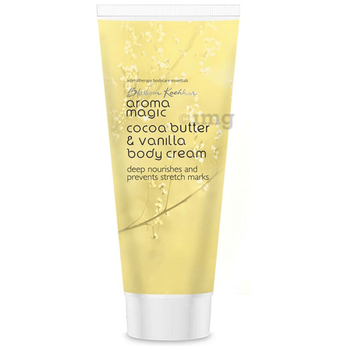 Aroma Magic Cocoa Butter and Vanilla Body Cream