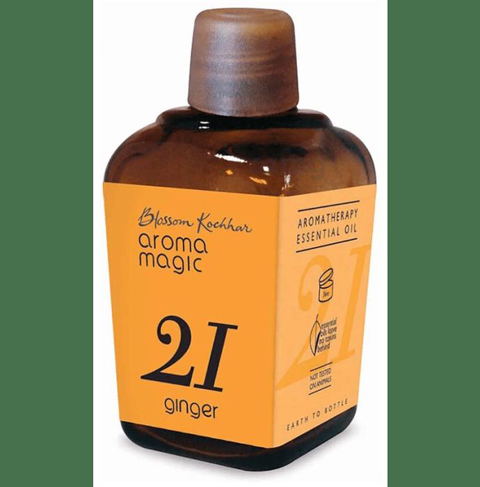 Aroma Magic Ginger Essential Oil