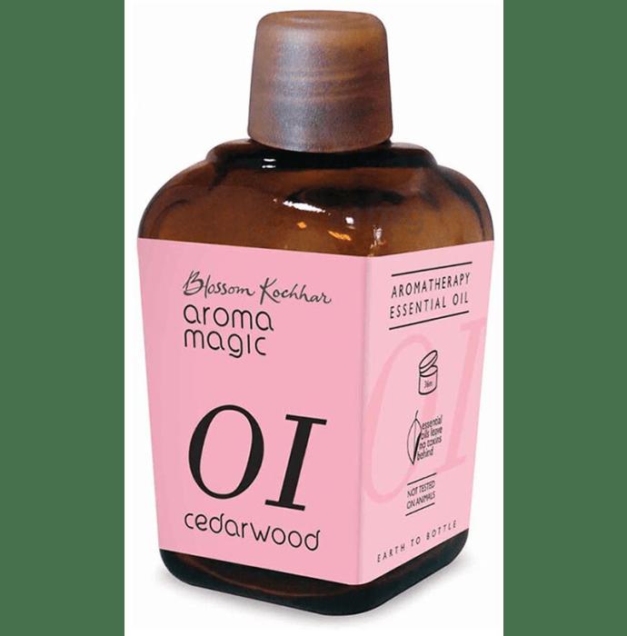 Aroma Magic Cedarwood Essential Oil